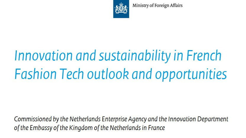 Innovation and sustainability in French Fashion Tech outlook and opportunities