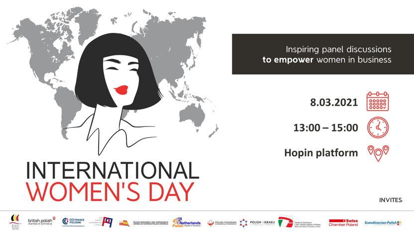 International Business Women Day: