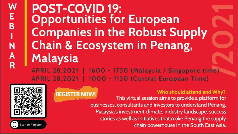 InvestPenang / MDBC: Penang Opportunities