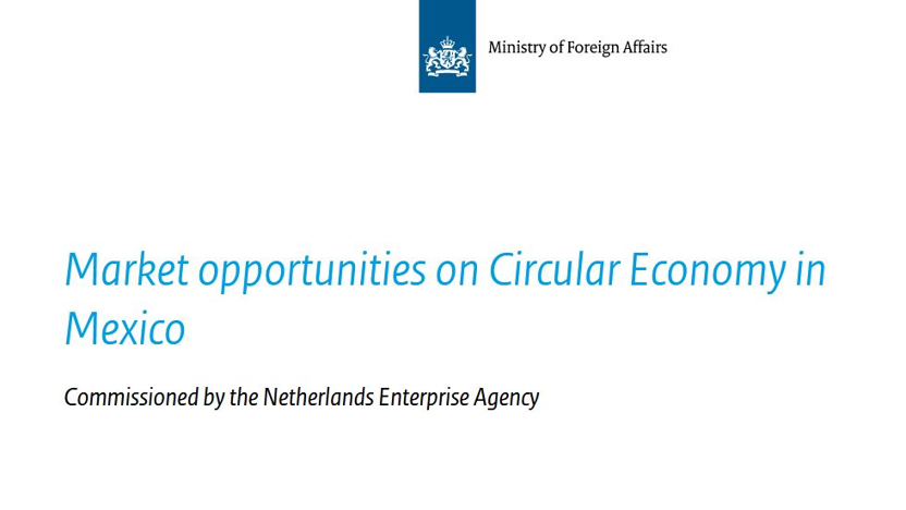 Market opportunities on Circular Economy in Mexico