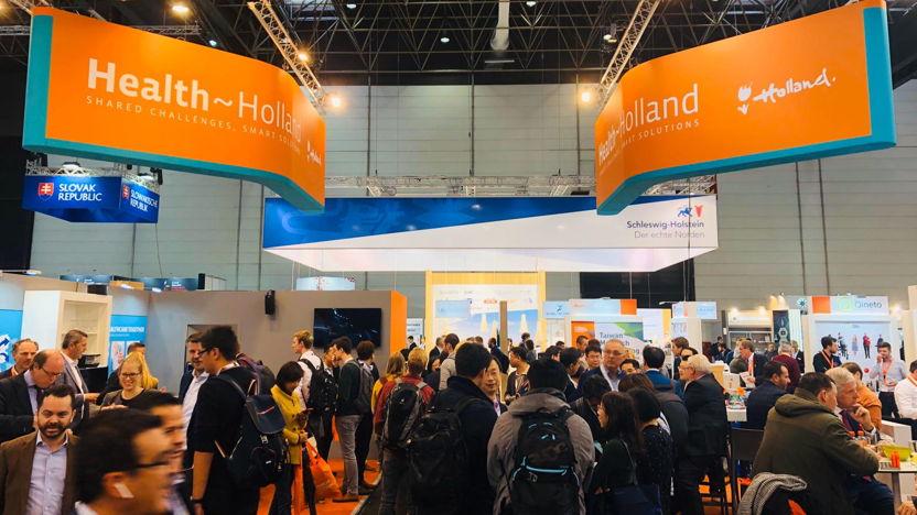 NL Health~Holland Pavilion | MEDICA 2020