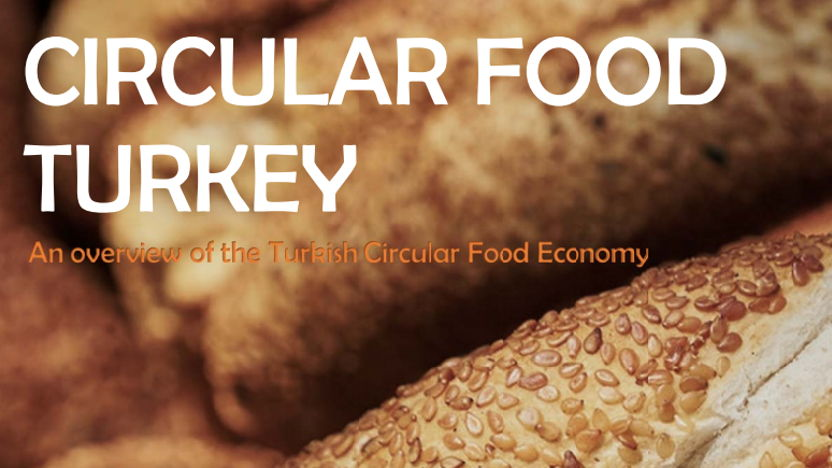 Circular Food Turkey