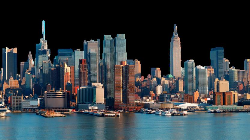 Reis naar New York City