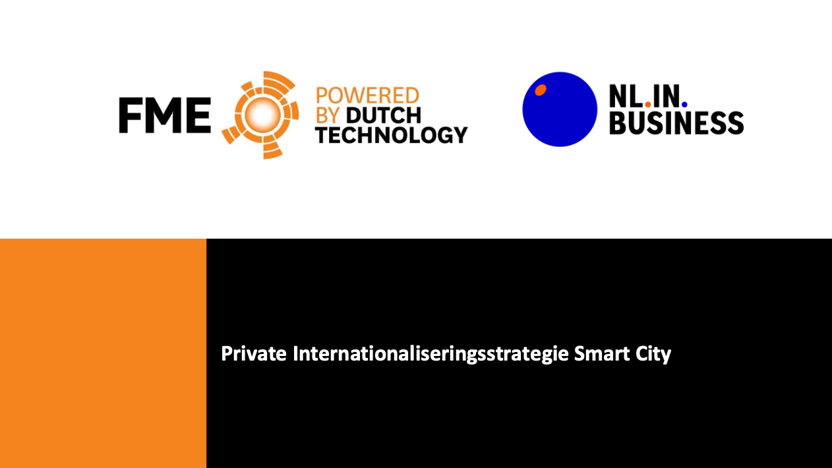 Private Internationaliseringsstrategie Smart City