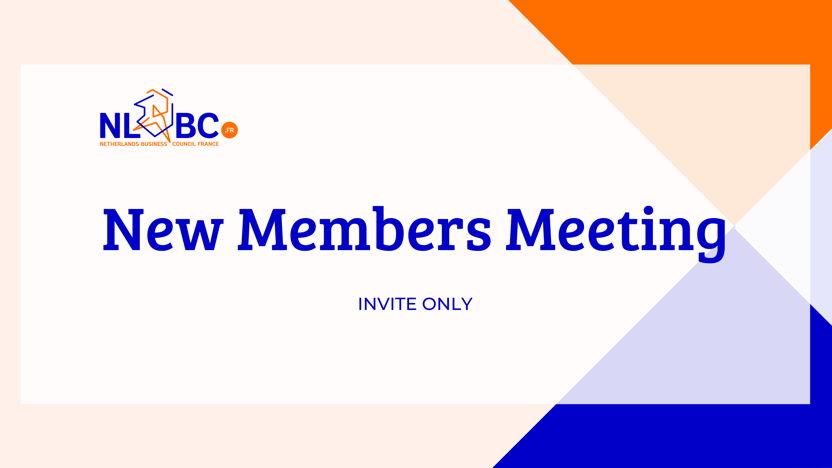 NLBC France: New Members Meeting