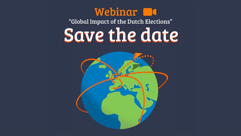 Webinar: Global Impact of the Dutch Elections