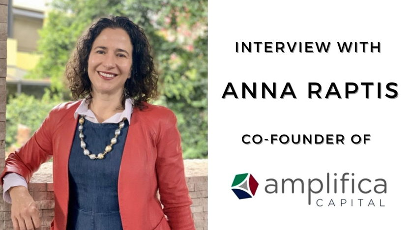 Reducing the gender gap by increasing female participation in private capital: an interview with Anna Raptis