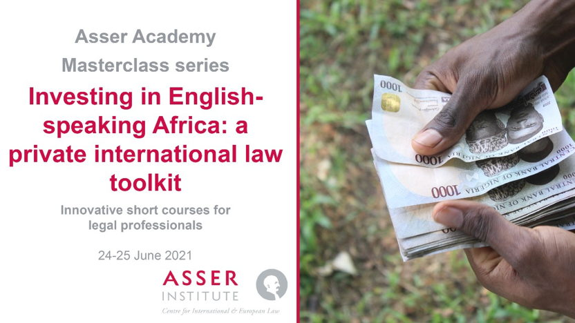 [Masterclass] Investing in English-speaking Africa