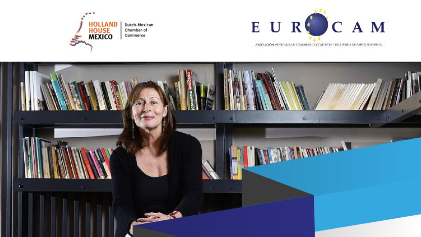 Evento Pospuesto: Reunión Virtual con Tatiana Clouthier, Secretaria de Economía