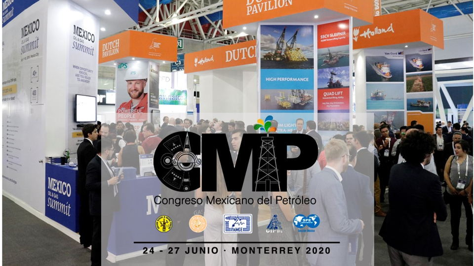 Dutch Pavilion at Mexican Petroleum Congress 2020