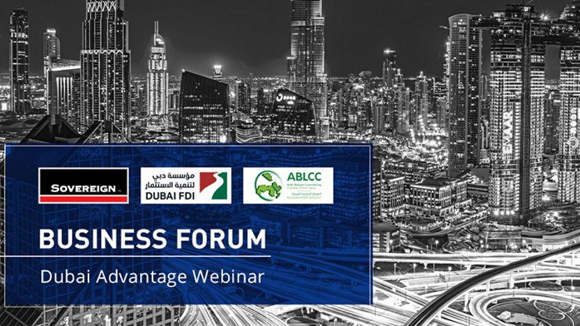 Business Forum – Dubai Advantage