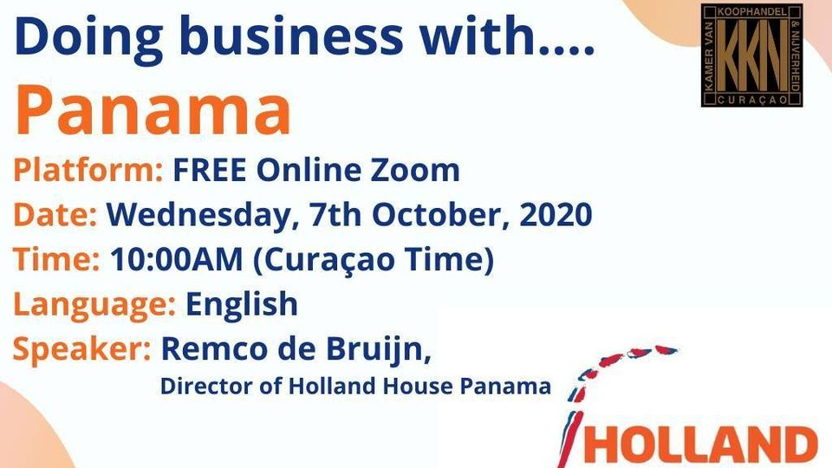 Doing Business with Panama for Curacao