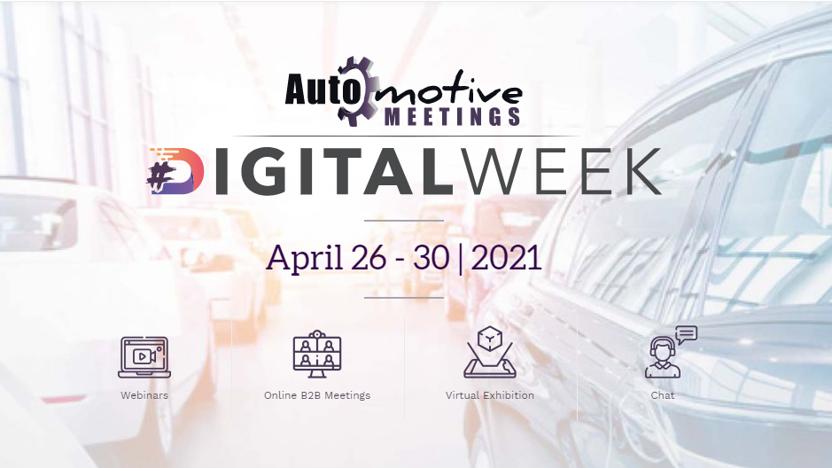 Automotive Meetings: Digital Week