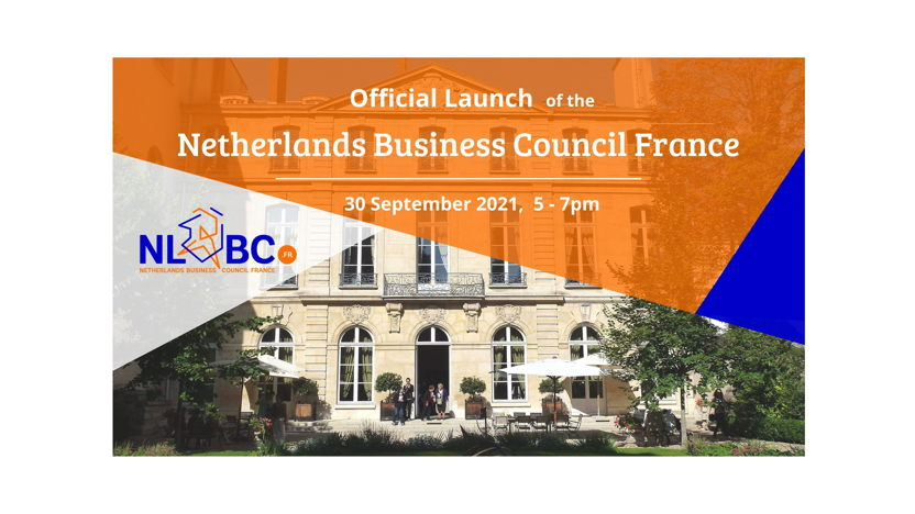 Official Launch of the Netherlands Business Council France