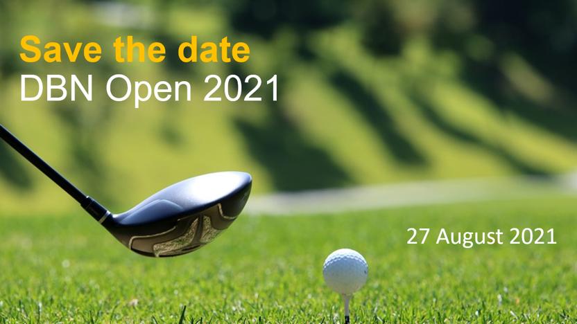 DBN Open 2021 - Golf Tournament