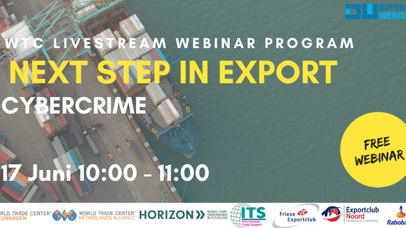 Next Step In Export   Cybercrime