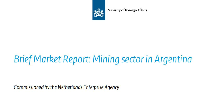 Brief Market Report: Mining sector in Argentina