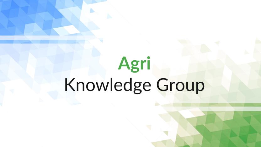 NPCC Agri Knowlegde Group
