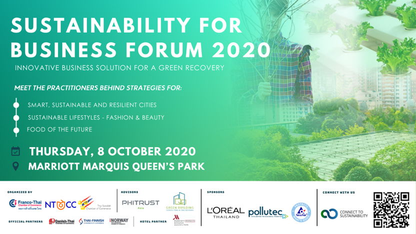 Sustainability for Business Forum 2020