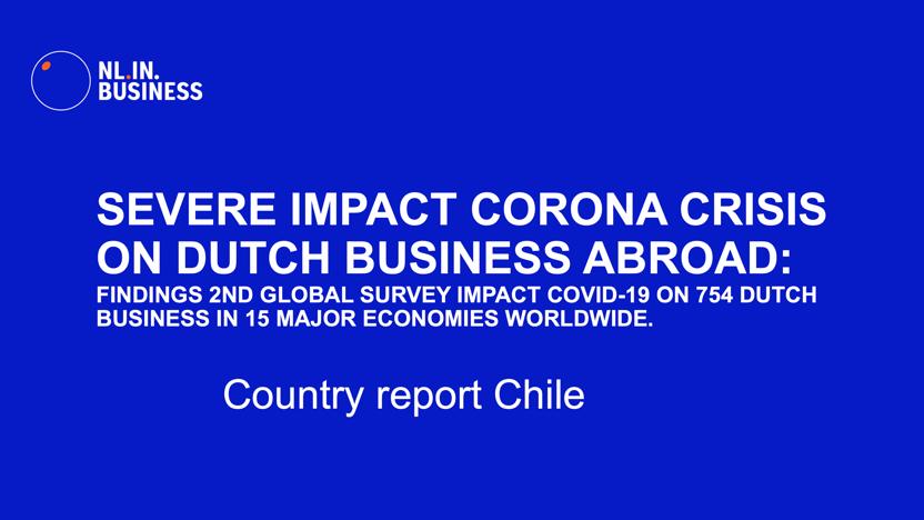 Nederlandse ondernemers in Chili positief over maatregelen die lokale overheid neemt om impact coronavirus te beperken