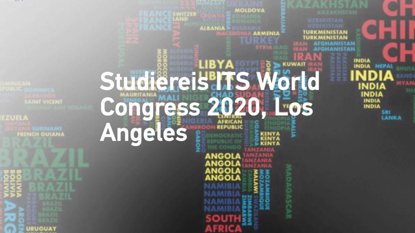 Studiereis ITS World Congress 2020