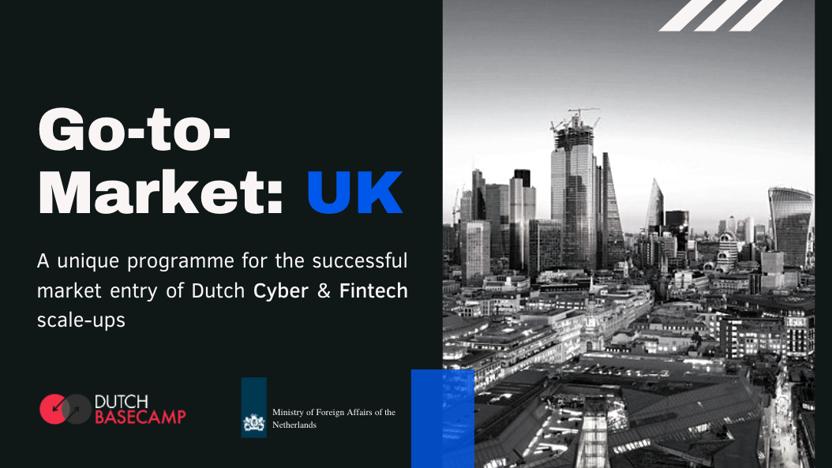Go-to-Market Programme: UK