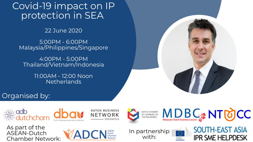 ADCN / DCCP: COVID – 19 Impact on IP Protection in SEA