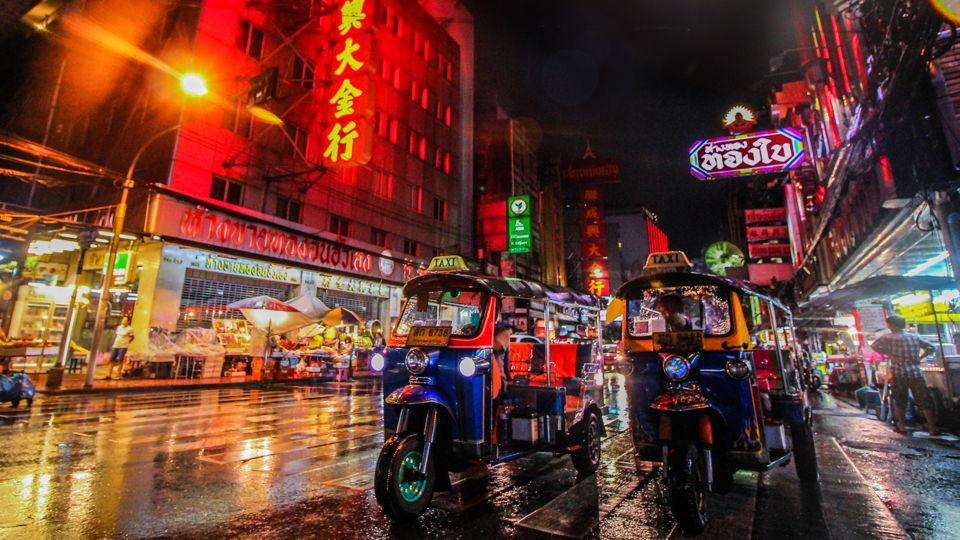 Zakendoen in Thailand - Video's uit Bangkok
