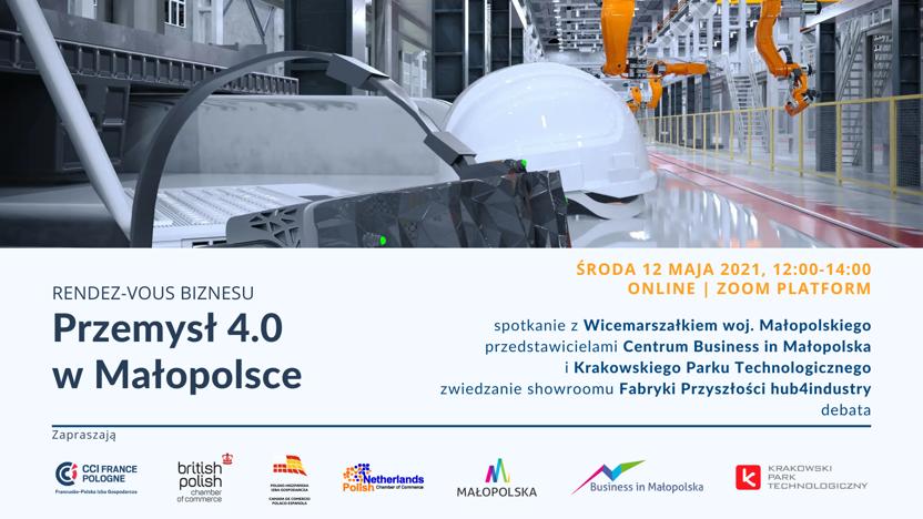 Industry 4.0 in Małopolska