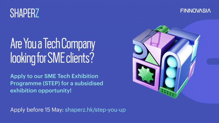 Shaperz - Are you a tech company looking for SME clients?