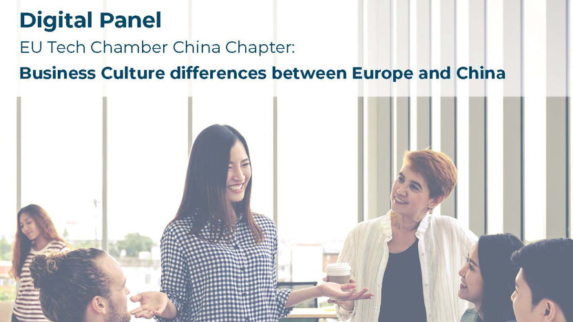 Business cultural differences between EU and China