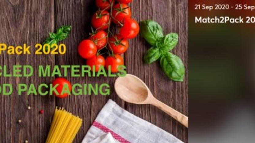 Online B2B matchmaking voor de verpakkingssector tijdens Match2Pack Duitsland