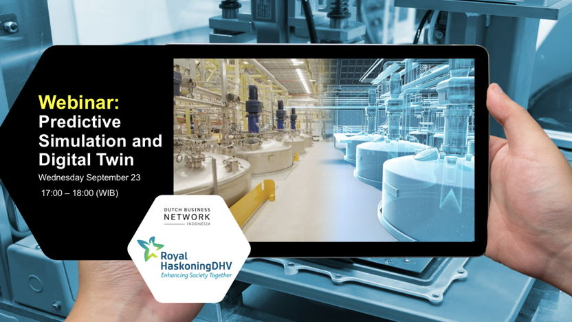 Webinar: Predictive Simulation and Digital Twin