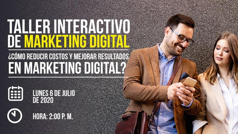 Taller Interactivo de Marketing Digital