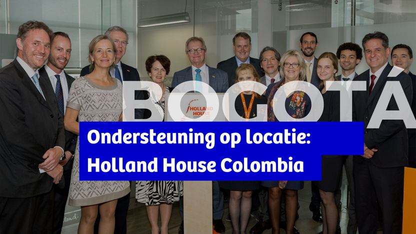 Ondernemen in Colombia | Holland House Colombia