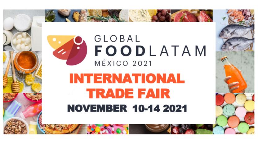 Global Food LATAM International Trade Fair 2021