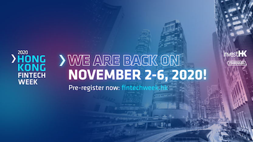 FinTech Week Hong Kong 2020