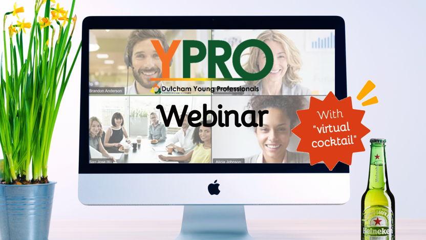 Dutcham YPRO Webinar: How to adapt in a VUCA World