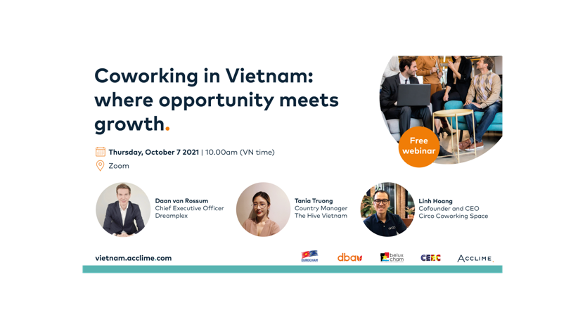 Coworking in Vietnam: where opportunity meets growth