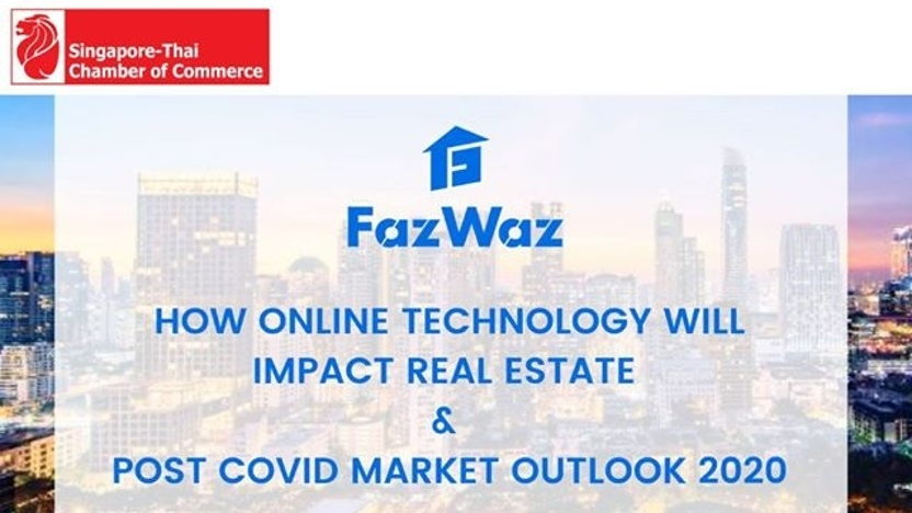 How Online Technology Will Impact Real Estate & Post Covid Market Outlook 2020