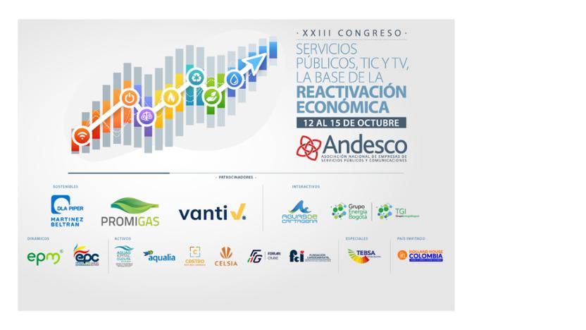 DEELNAME ANDESCO CONGRES 2021 - COLOMBIA