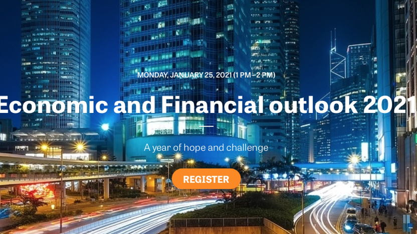 Regional and Global Economic & Financial Outlook 2021