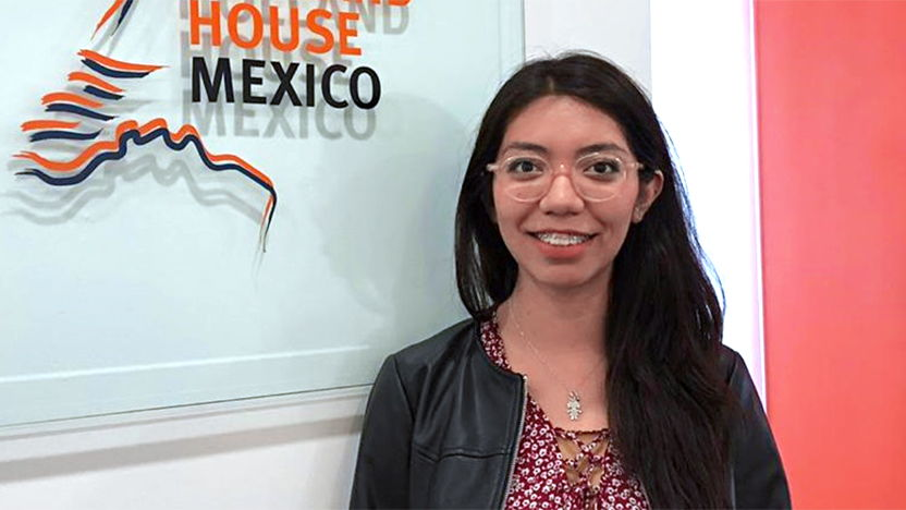 Sheyla Márquez: Presenting our new HHM sector coordinator Agri-food & Horticulture