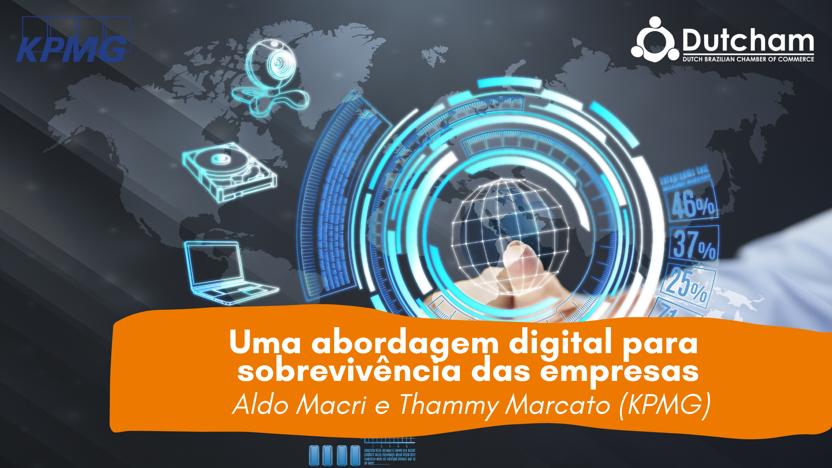 Uma abordagem digital para sobrevivência das empresas