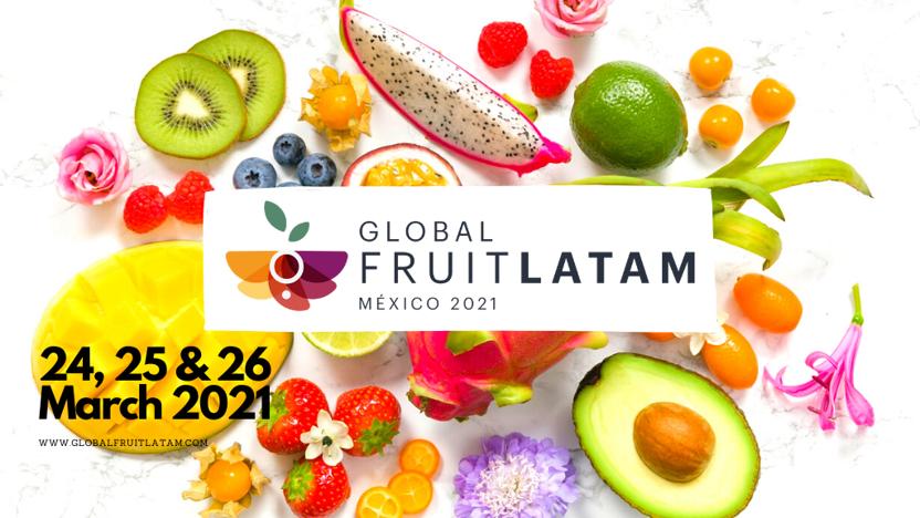 Global Fruit Latam Mexico 2021