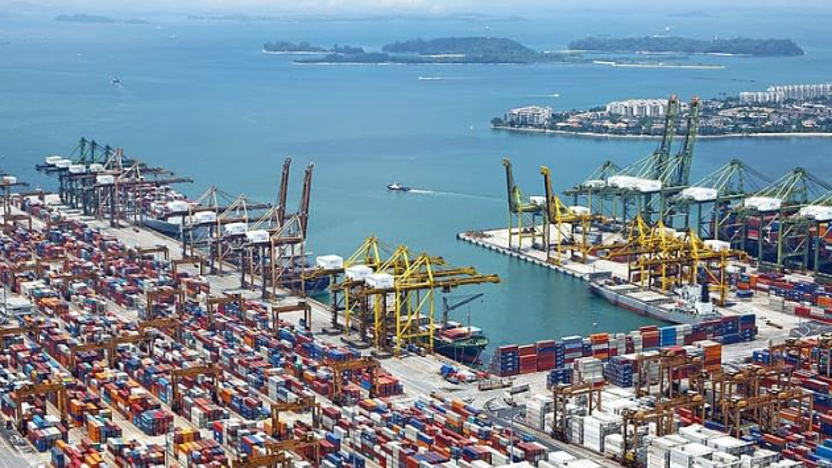 Play by China's rules: Strategic seaports and the case of Brazil