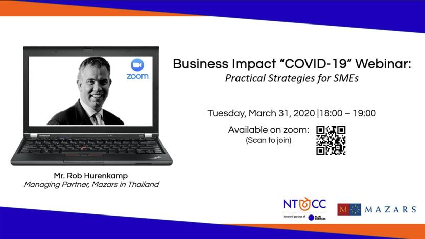 Webinar: Business Impact COVID-19