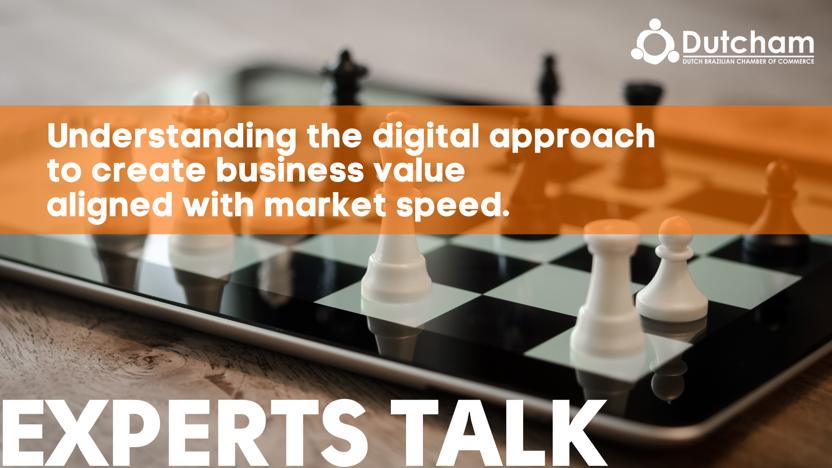 Dutcham Experts Talk - New Reality Series by KPMG - Digital Strategy