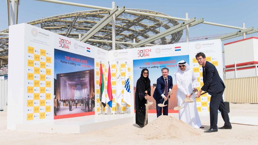 Expo 2020 en Dubai aantrekkelijk voor ondernemers