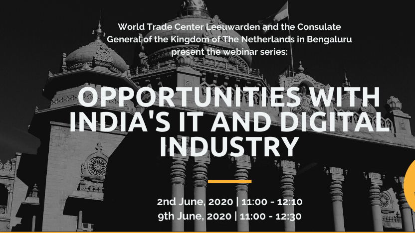 IT sector India opportunities for Dutch companies